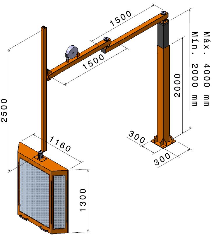 proteccion gama alta para torno vertical 7020 2