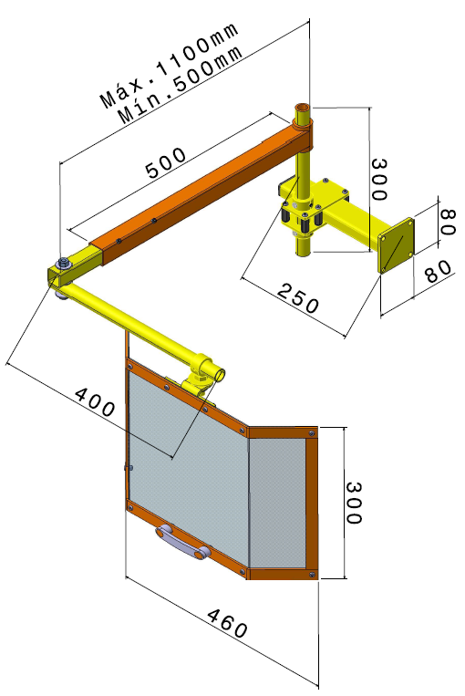 proteccion gama alta para fresadora 4003 2
