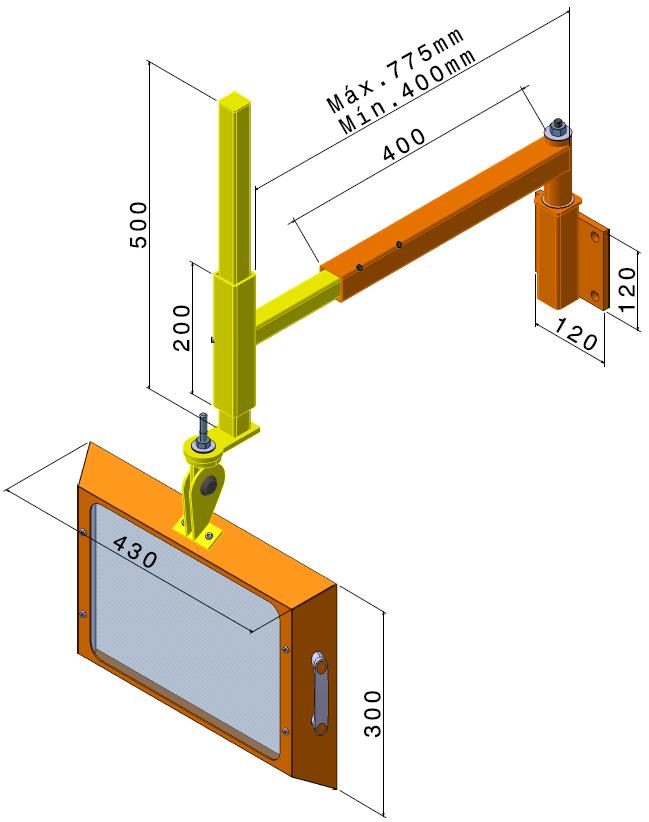proteccion gama alta para fresadora 4005 2