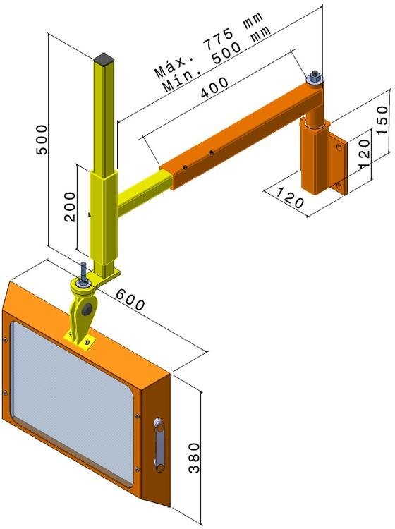 proteccion gama alta para fresadora 4010 pl 2