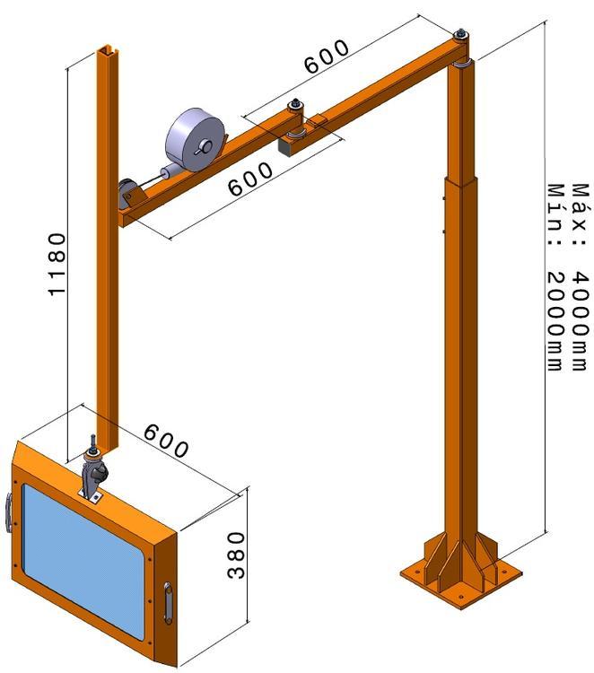 proteccion gama alta para fresadora 5010 cs 2