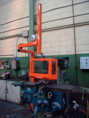 proteccion gama alta para fresadora 6010 tg