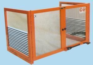 proteccion basica para fresadora 4001