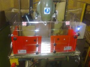 proteccion basica para fresadora silv vmm m2